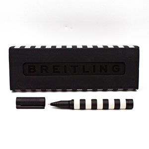 BREITLING Pen with rotating letters - LIMITED!